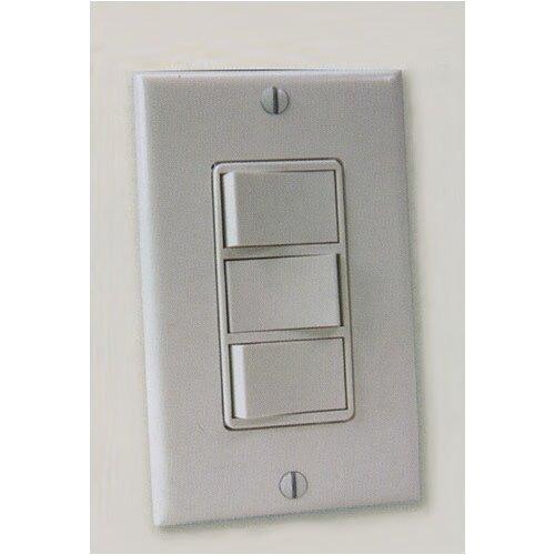 Heat Ventilation Light Wall Control