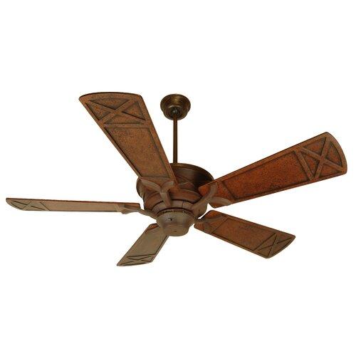 "Craftmade 54"" Trellis 5 Blade Ceiling Fan"