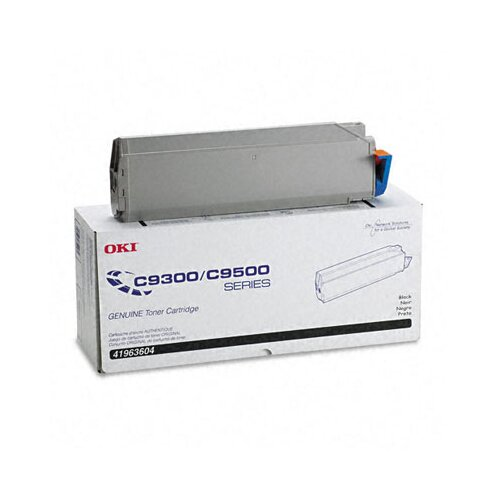 OKI Toner Cartridge (Type C4), 15000 Page-Yield