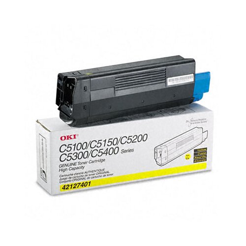 OKI Toner Cartridge (Type C6)