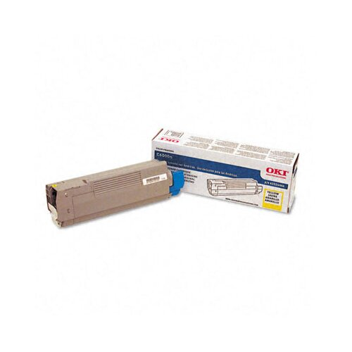 Toner Cartridge, 4000 Page-Yield