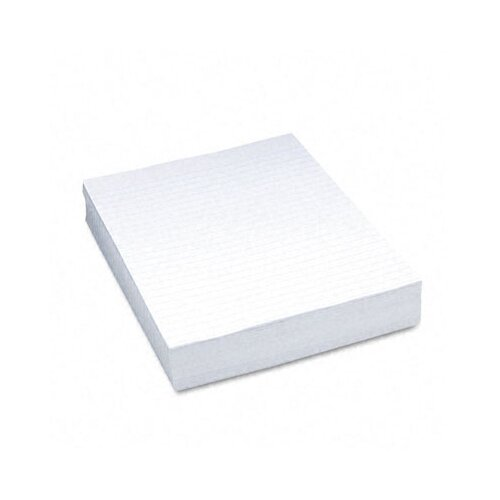 "Pacon Corporation Composition Paper, 0.38"" Ruling, 500 Sheets/Pack"