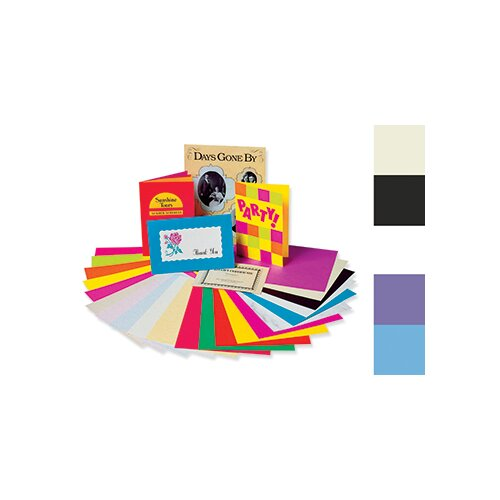 Pacon Corporation Array Card Stock Classic Colors 100
