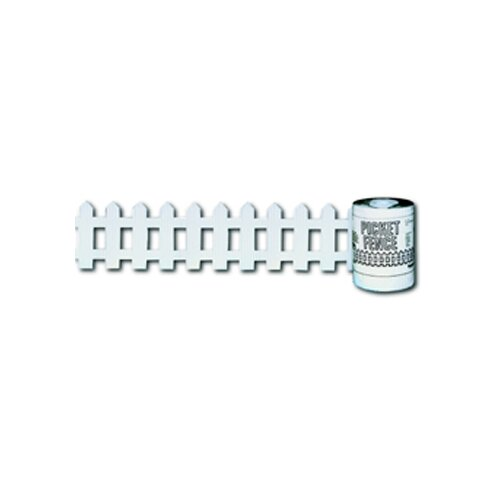 Pacon Corporation Picket Fence Roll White