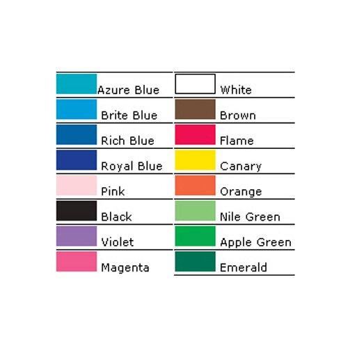 Bordette in Royal Blue