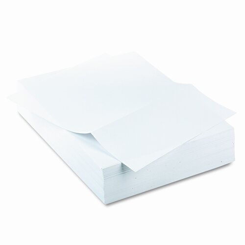 "Paris Business Products Laser3 Micro Perf (3-1/2"") Copy/Laser Paper, White, 20lb, Letter, 500 Sheets"