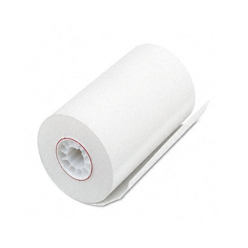 Single-Ply Thermal Cash Register / Pos Roll, 72/Carton