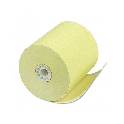 Single-Ply Thermal Cash Register / Pos Roll, 50/Carton