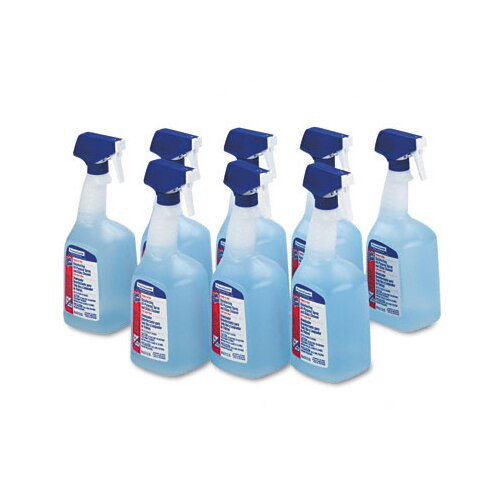 Procter & Gamble Commercial Spic&Span Disinfectant Glass Cleaner, 8 32oz Spray Bottles/carton