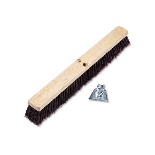 "Proline Brush Boardwalk Floor Brush Head, 24"""