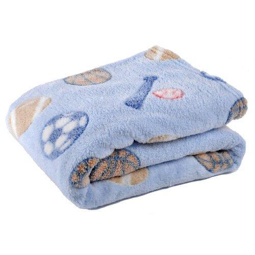 Sports Balls Baby Blanket