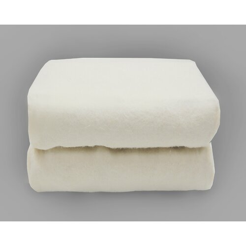 Tadpoles Tadpoles Organics Cradle Fitted Sheets in White