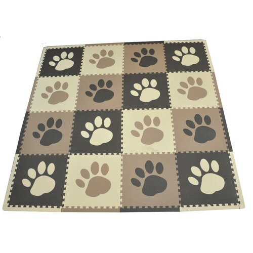 Tadpoles Pawprint Playmat Set