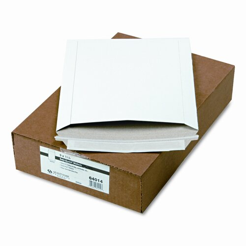Quality Park Products Photo / Document Mailer, Redi-Strip, 25/Box