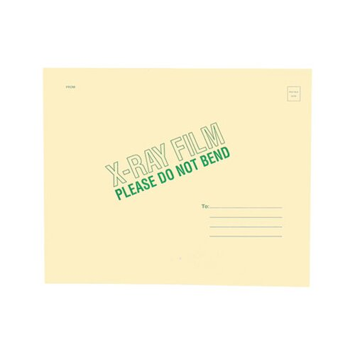 Quality Park Products X-Ray Film Mailer, 100/Carton