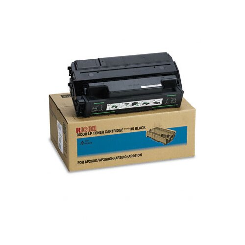 Ricoh® 400759 High-Yield Toner, 20000 Page-Yield