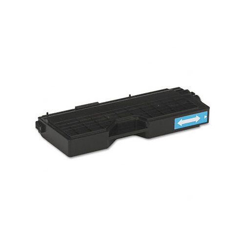 402459 Toner Cartridge, Short-Yield, Cyan