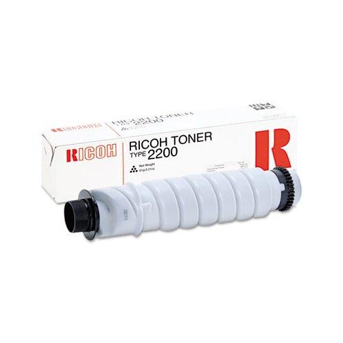 Ricoh® 889776 Toner, 3000 Page-Yield, Black