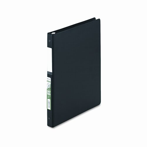 Samsill Corporation Clean Touch Antimicrobial Locking Binder, 11 X 8-1/2