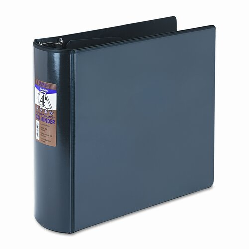 Top Performance DXL Insertable Angle-D Binder, 4in Capacity