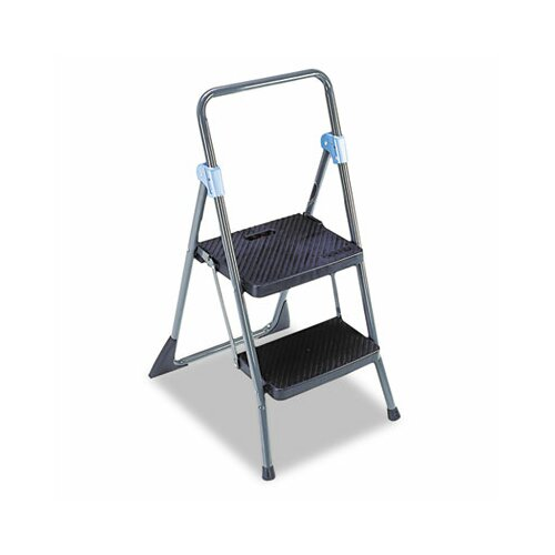 Cosco 2-Step Commercial Folding Step Stool