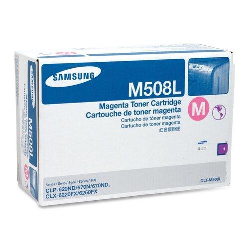 Samsung CLTM508L High-Yield Toner, 4,000 Page-Yield
