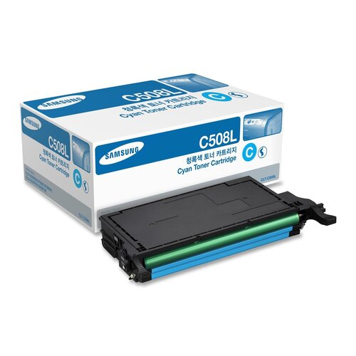 Samsung CLTP409A Toner, 1000 Page-Yield, 3/Box