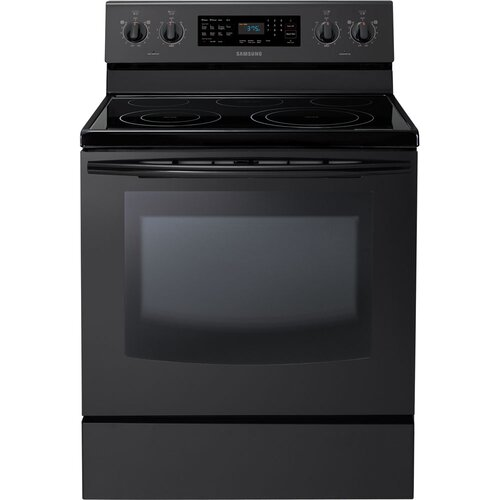 5.9 cu. Ft. Electric Smoothtop Free-Standing Range