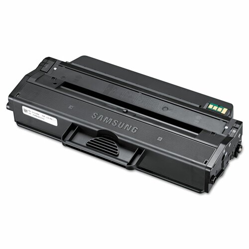 D103L High Yield Toner Cartridge, 2500 Page Yield, Black