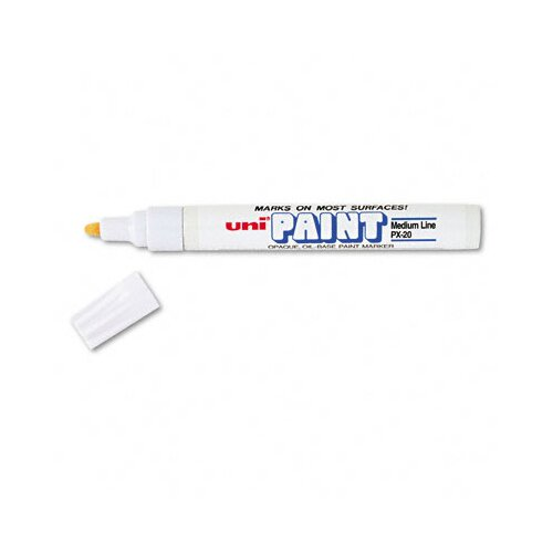 Sanford Ink Corporation Uni-Paint Marker, Medium Point