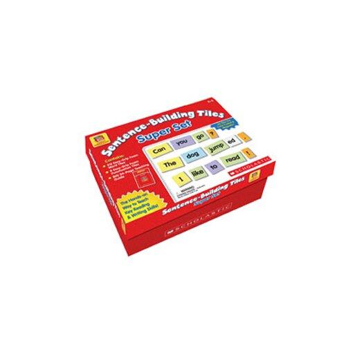 Scholastic Little Red Tool Box Sentence
