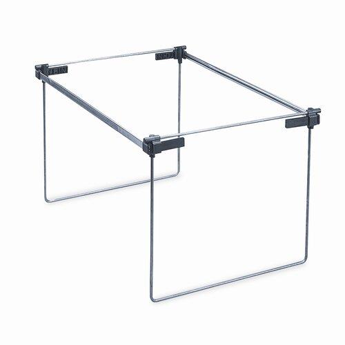 Smead Manufacturing Company Steel Hanging Folder Frame, Letter/Legal Size, 2/Box