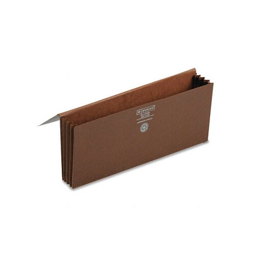 Smead Manufacturing Company 3.5 Inch Accordion Expansion Wallets, 12 X 5