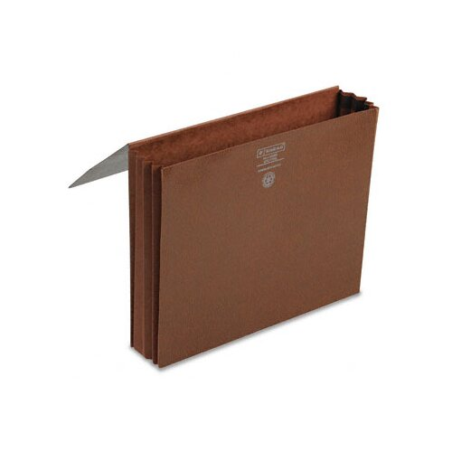 Smead Manufacturing Company 3.5 Inch Accordion Expansion Wallets, Letter
