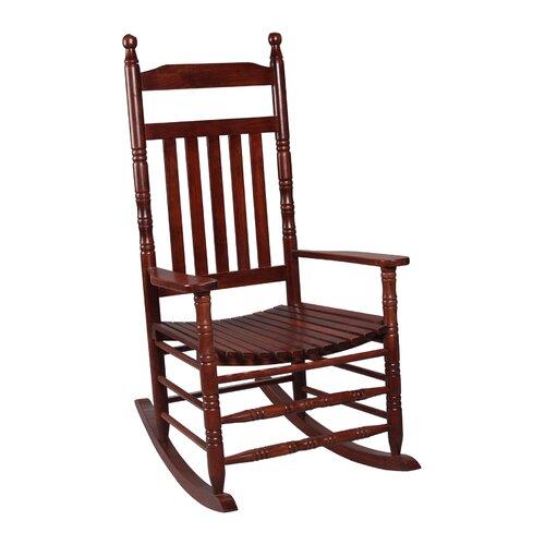 Gift Mark Rocking Chair Amp Reviews Wayfair