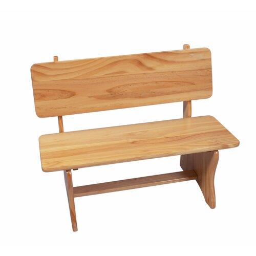 Gift Mark Children's Bench