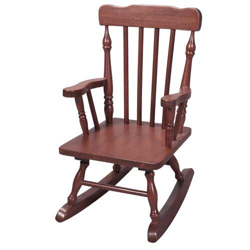 Gift Mark Child's Rocking Chair