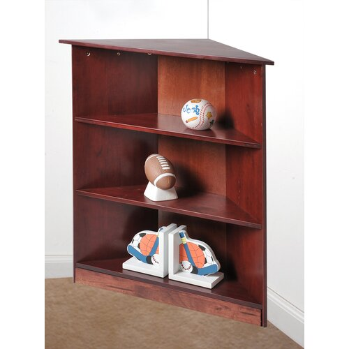 Inroom designs 64 corner bookcase reviews wayfair In room designs