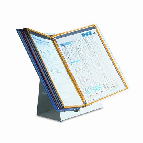 Tarifold, Inc. Desktop Reference Starter Set, 10 Pockets