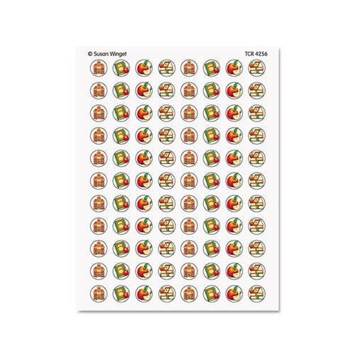 Teacher Created Resources Mini Stickers Variety Pack, 3,168/Pack