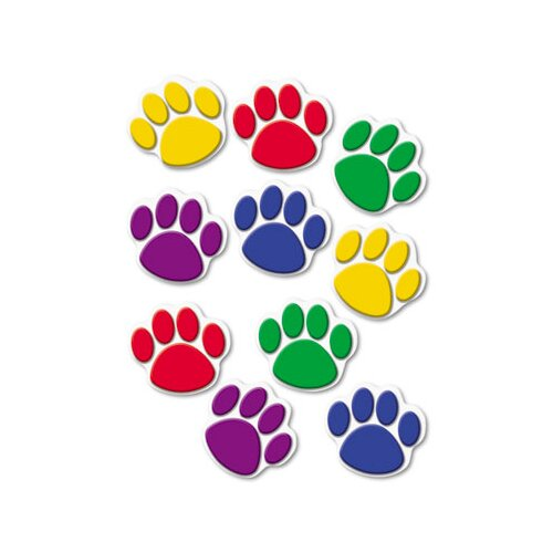 Teacher Created Resources Paw Print Accents
