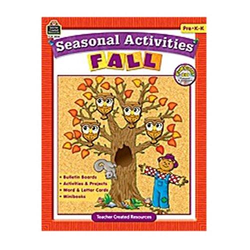 Teacher Created Resources Seasonal Activities Fall Gr Pk
