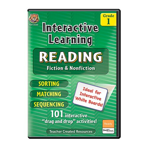 Teacher Created Resources Interactive Learning Reading Games