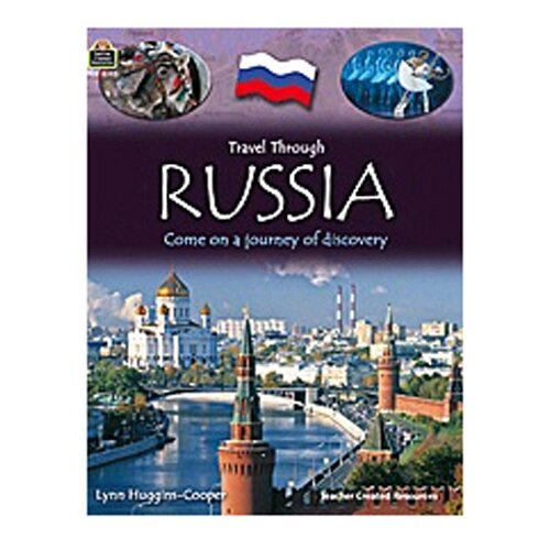 Teacher Created Resources Travel Through Russia Gr 3up