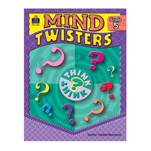 Teacher Created Resources Mind Twisters Gr 5