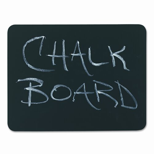 "The Chenille Kraft Company Creativity Street Combination Dry-Erase 9"" x 1' Chalkboard"