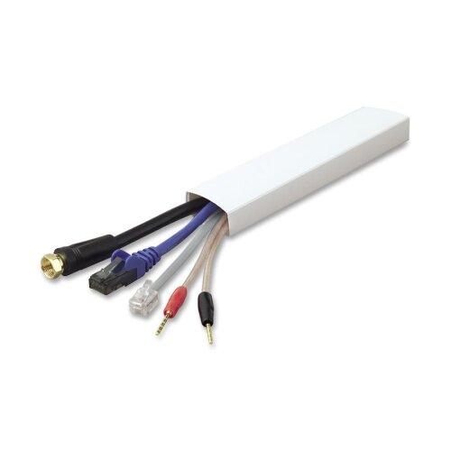 Belkin Hideaway Cord Concealer, 8', White