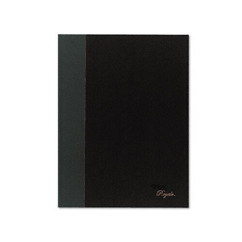 Tops Business Forms Royale Business Casebound Notebook College Rule, 96 Sheets