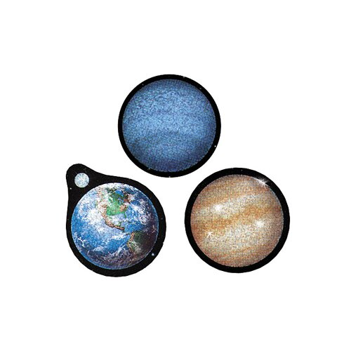 Trend Enterprises Sparkle Stickers Solar System
