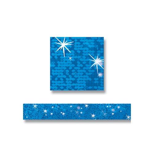 Trend Enterprises Blue Sparkle Bolder Borders